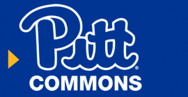Pitt Commons logo